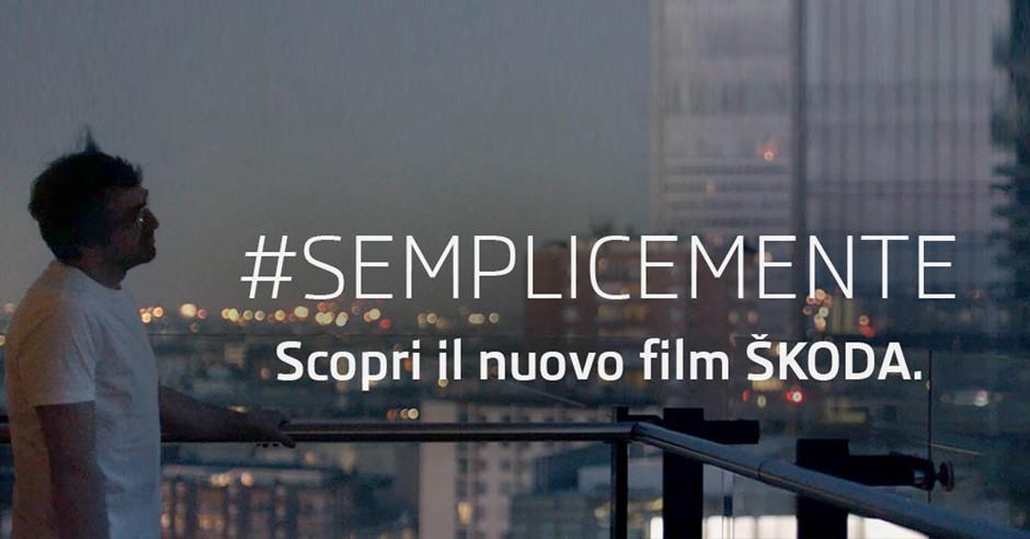 #Semplicemente Scopri il nuovo film Skoda