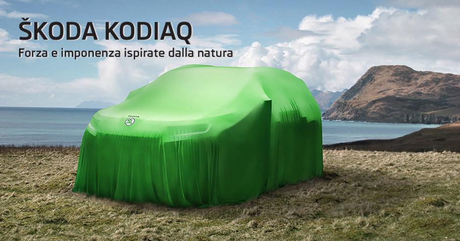 Nuova Kodiaq